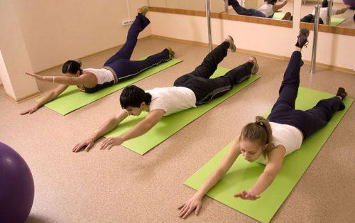 Упражнения для реабилитации после удаления межпозвоночной грыжи