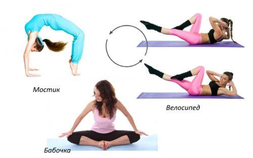 Популярные упражнения при артрите