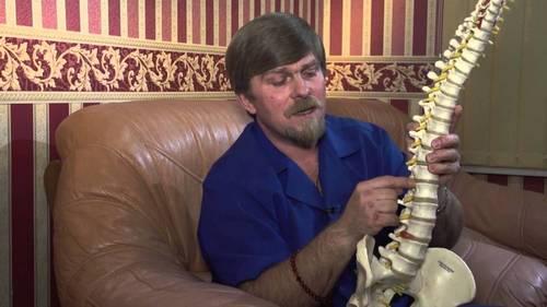 Вертеброревитолог — доктор Данилов