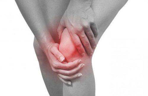 Проблема воспаления коленного сустава