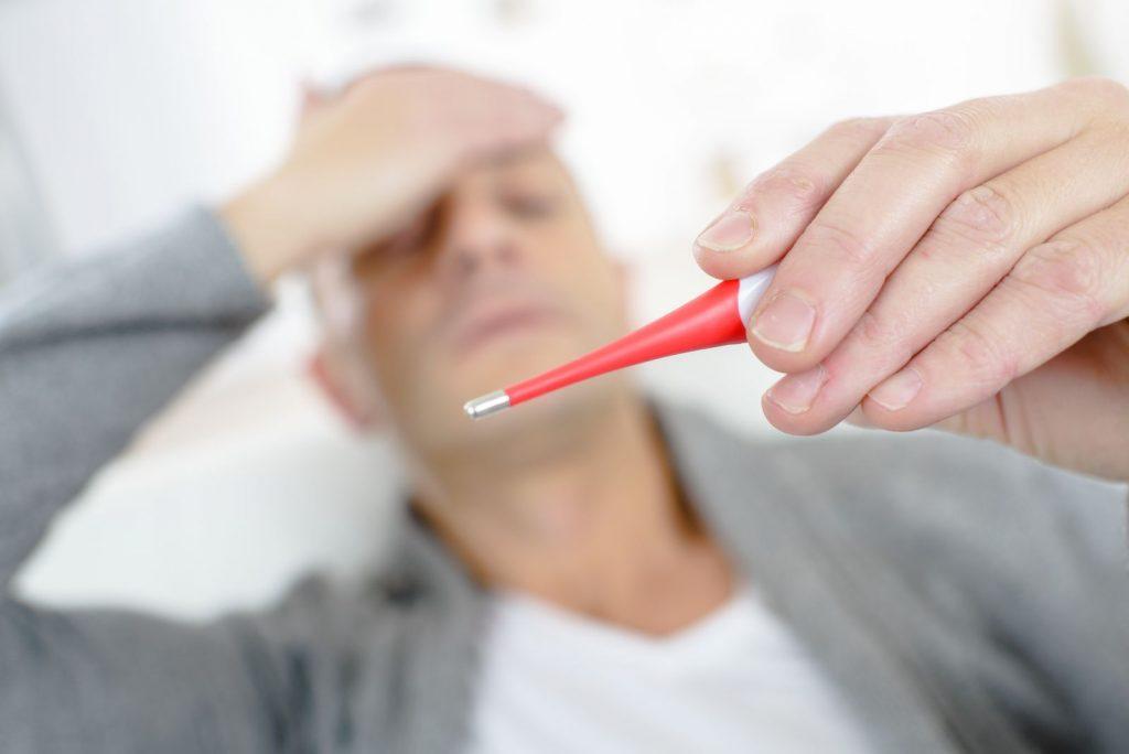Жаропонижающее при гриппе