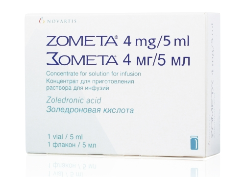Препарат Зомета