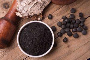 Активированный уголь при подагре