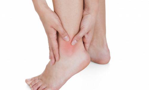 Воспаление или артрит голеностопного сустава