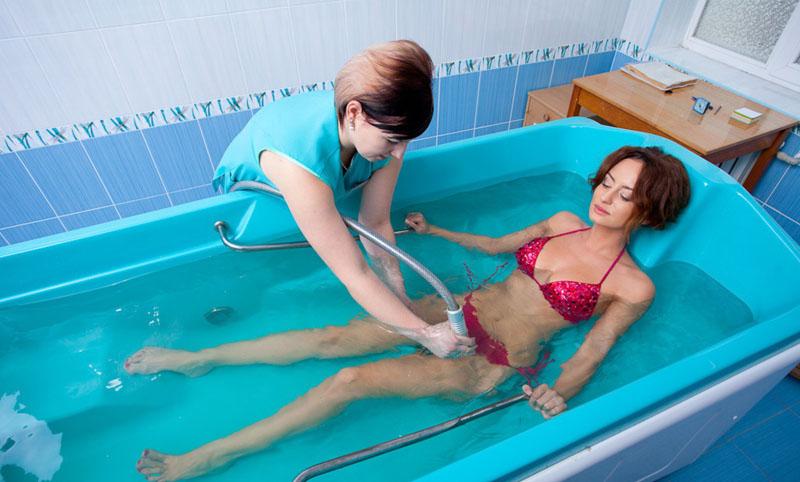 Лечение водами или бальнеотерапия
