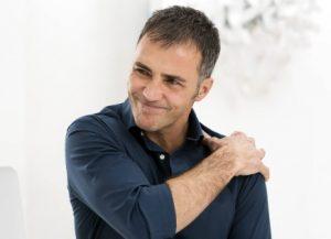 Боль и ограничение подвижности плеча