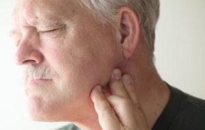 Боль и отек в области воспаления