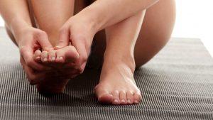Боль при вальгусе стопы