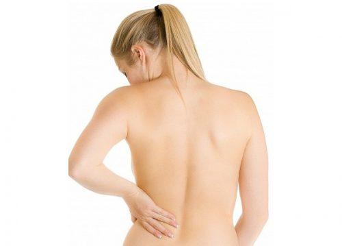 Появление боли в левом боку со спины