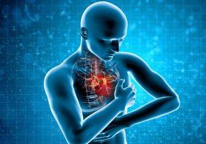 Боль в лопатках при заболеваниях сердца