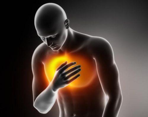 Возникновение боли в сердце при остеохондрозе