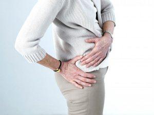 Боль в области остеобластомы