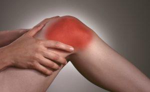 Сильная боль в колене при гемартрозе