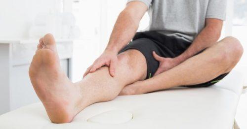 Боль по всей ноге
