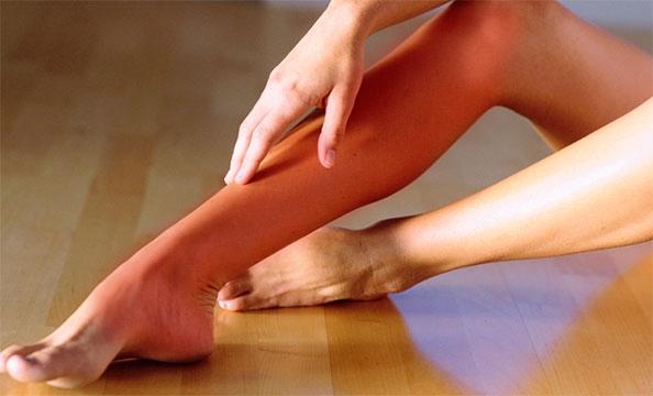 Ощущение боли в ноге от колена до стопы