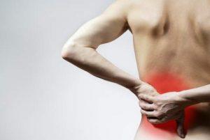 Боли в области спины при остеопорозе