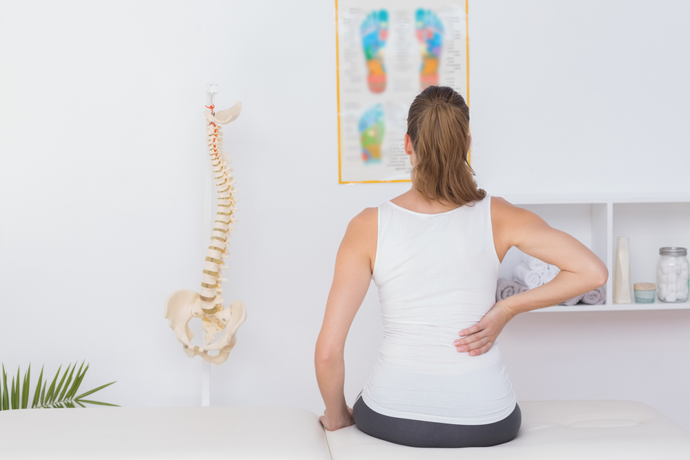 Появление боли в спине после родов