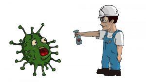 Борьба с бактериями на коже