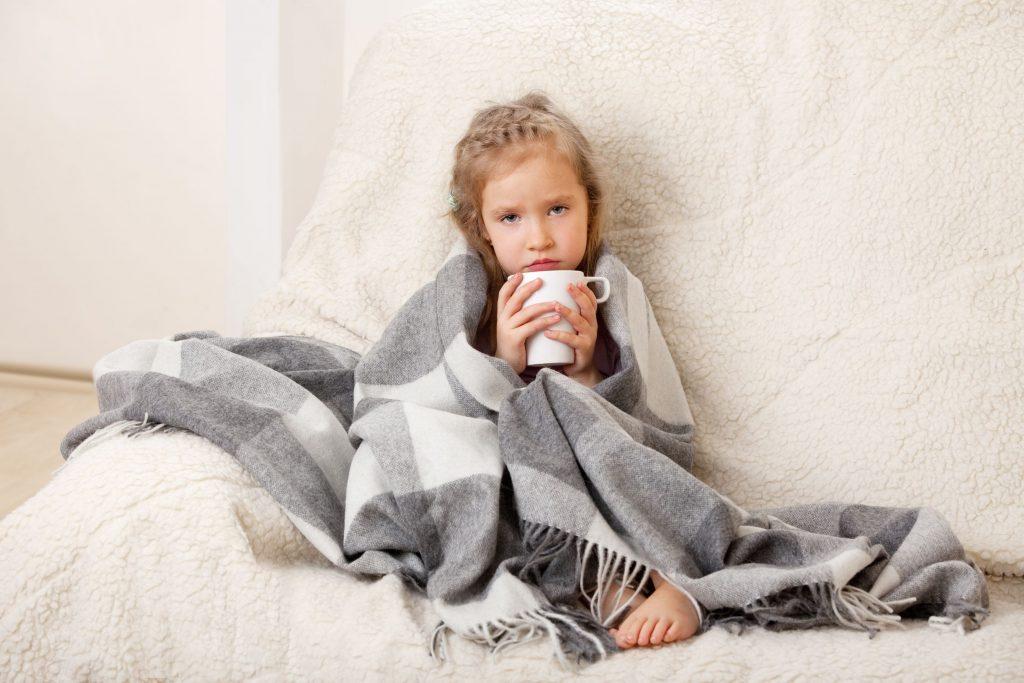 Симптомы свиного гриппа у детей