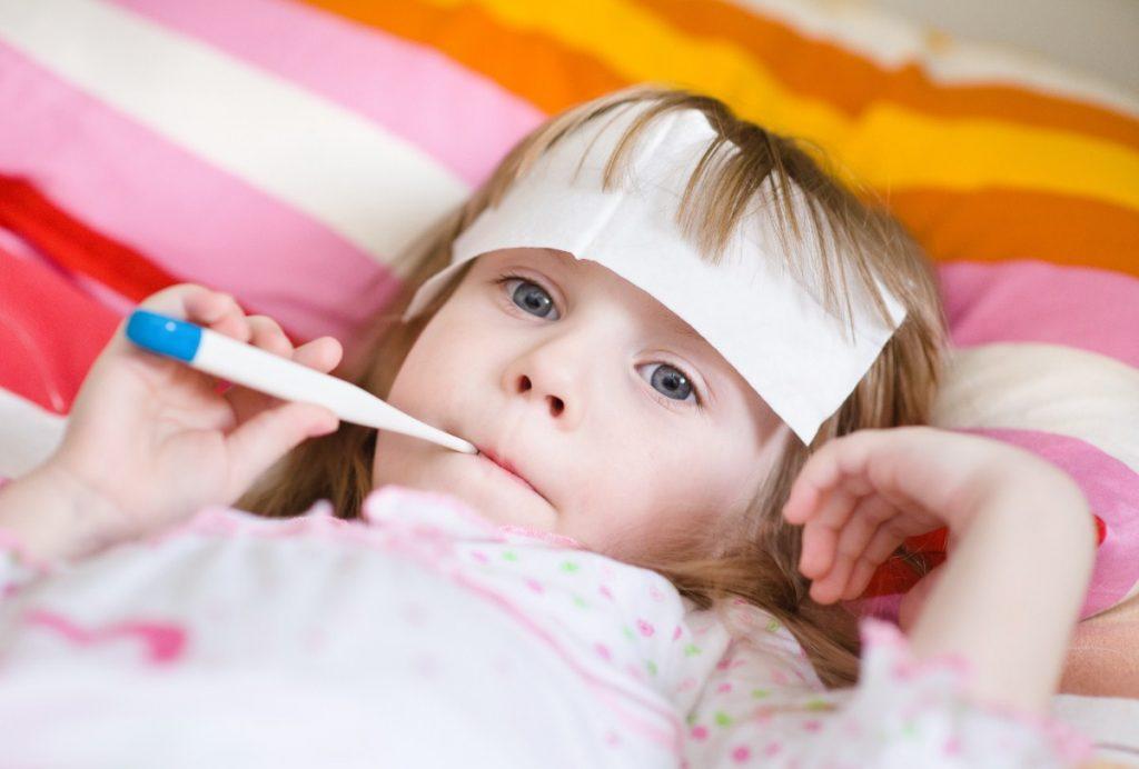 Чем лечить ОРВИ у ребенка в 1 год
