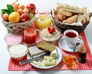 Соблюдение диеты при артрите