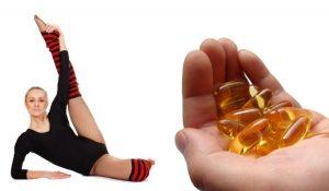 Прием Омега-3 для эластичности суставов