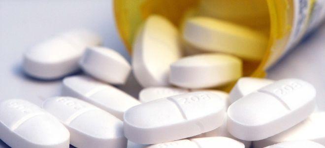 Полный список таблеткок от остеохондроза