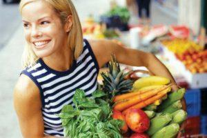 Фруктово-овощная диета