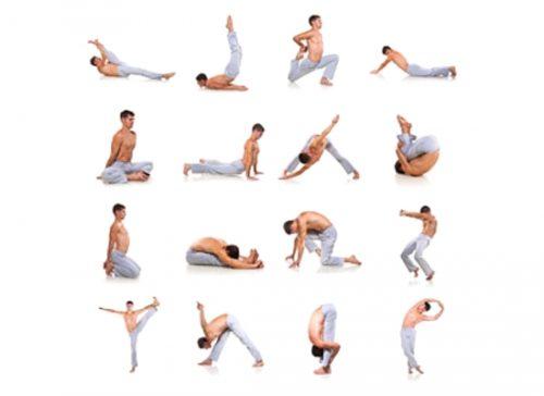 Гимнастика для растяжки мышц спины
