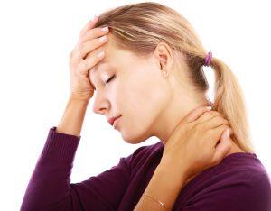 Боли в шее и голове