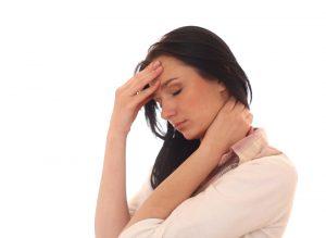 Головокружение и боль как побочный эффект упражнений