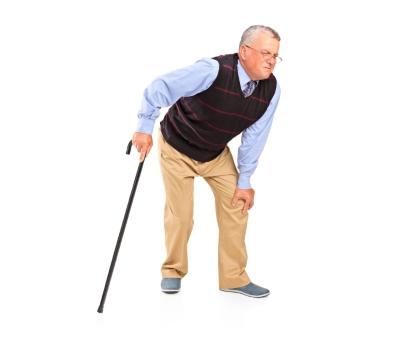 Хромота и боль в колене