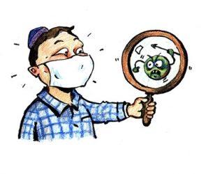 Попадание инфекции