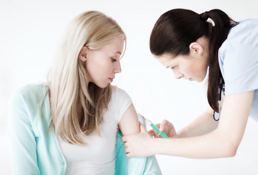 Сколько действует прививка от гриппа