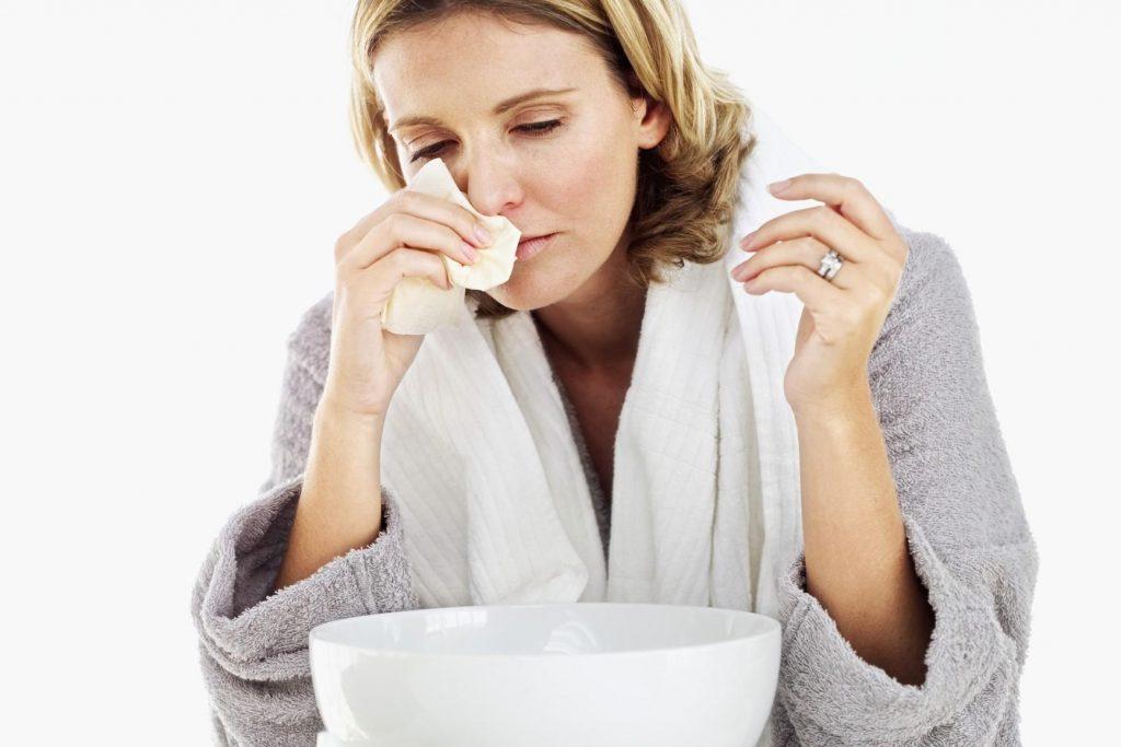 Лечение гриппа с кашлем и температурой