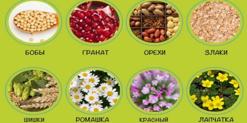 Источники фитоэстрогенов