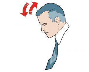 Кивание головой при остеохондрозе