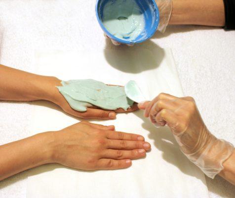 Компресс с глиной от шишки на руке