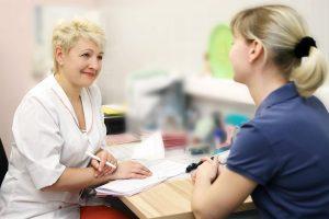 Консультация с врачом перед использованием прибора