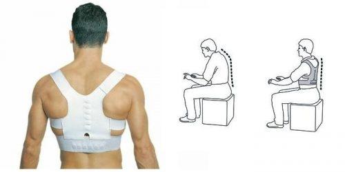 Корректор от сутулости спины