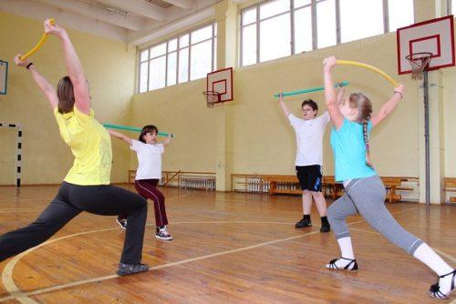 Лечебная гимнастика Попова при периартрите