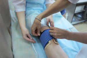 Лечение нервов ноги электрофорезом