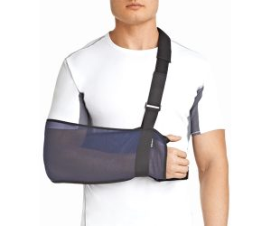 Ограничение подвижности при травме бандажом