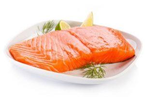 Употребление лосося при артрите