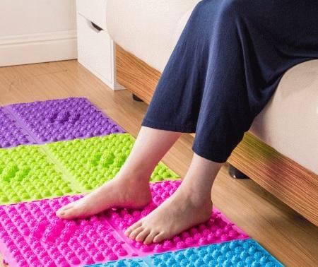 Массажный коврик для стоп