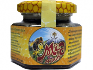 Мёд с мумие для суставов для приёма внутрь
