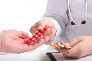 Медикаментозное лечение грудного остеохондроза