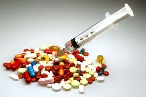 Медикаментозное лечение бурсита