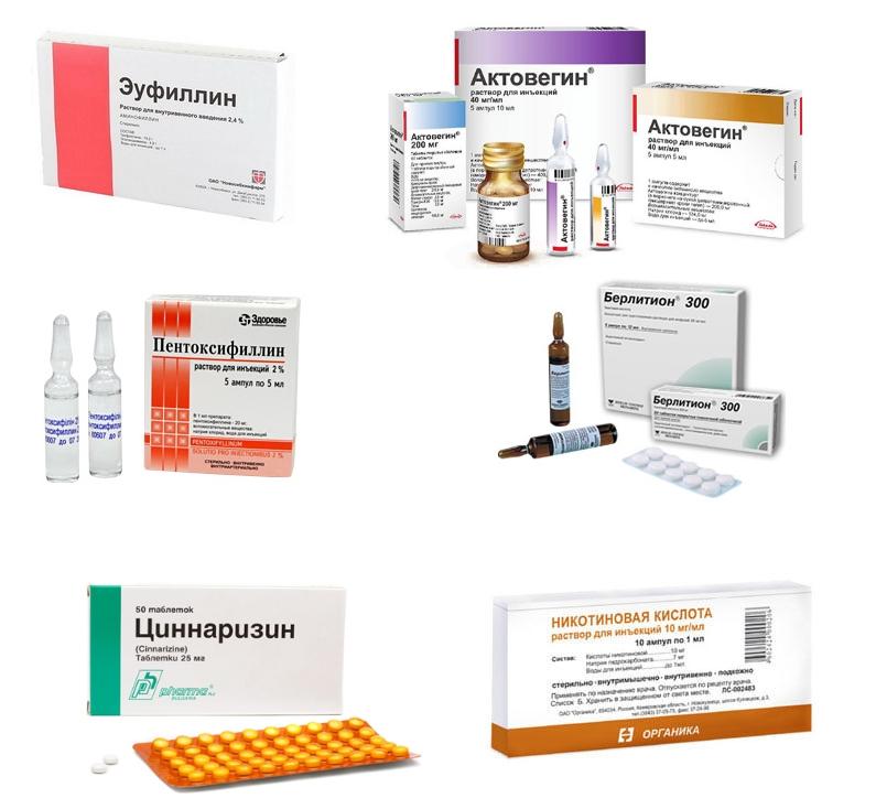 Миотропные препараты