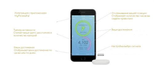 Мобильное приложение Lumo Lift